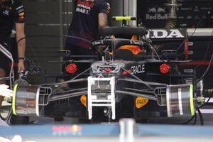 Детали передней части Red Bull RB16B