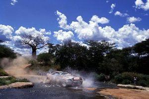 Ian Duncan, David Williamson, Toyota Celica Turbo 4WD