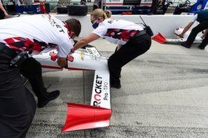 Crew: Paretta Autosport