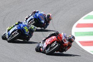 Johann Zarco, Pramac Racing, Joan Mir, Team Suzuki MotoGP, Alex Rins, Team Suzuki MotoGP
