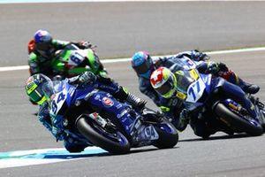 Federico Caricasulo, GMT94 Yamaha, Dominique Aegerter, Ten Kate Racing Yamaha
