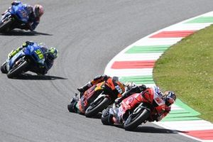 Johann Zarco, Pramac Racing, Miguel Oliveira, Red Bull KTM Factory Racing, Joan Mir, Team Suzuki MotoGP, Alex Rins, Team Suzuki MotoGP