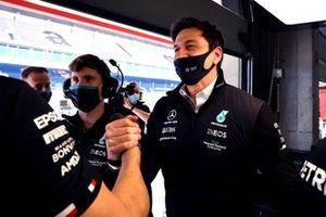 Toto Wolff, Team Principal y CEO, Mercedes AMG