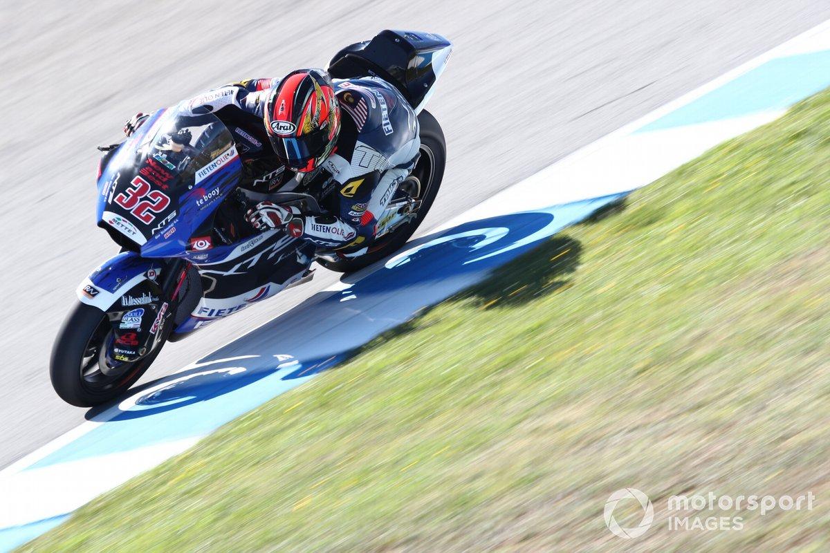 Taiga Hada, NTS RW Racing GP