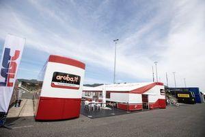 Aruba.It Racing – Ducati hospitality