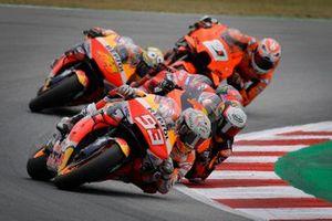 Marc Marquez, Repsol Honda Team, Pol Espargaro, Repsol Honda Team, Iker Lecuona, Red Bull KTM Tech 3