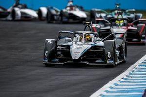 Stoffel Vandoorne, Mercedes-Benz EQ, EQ Silver Arrow 02, Oliver Rowland, Nissan e.Dams, Nissan IMO2