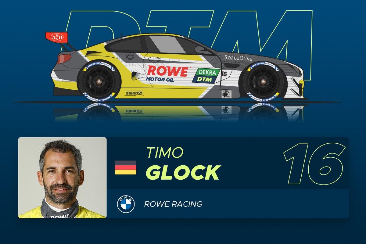 #16 Timo Glock (39) - Ranking: ****** (6 Sterne)