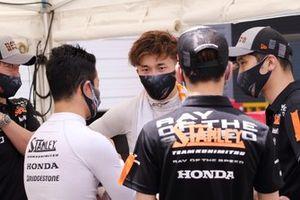 Naoki Yamamoto, Tadasuke Makino, #1 STANLEY NSX-GT