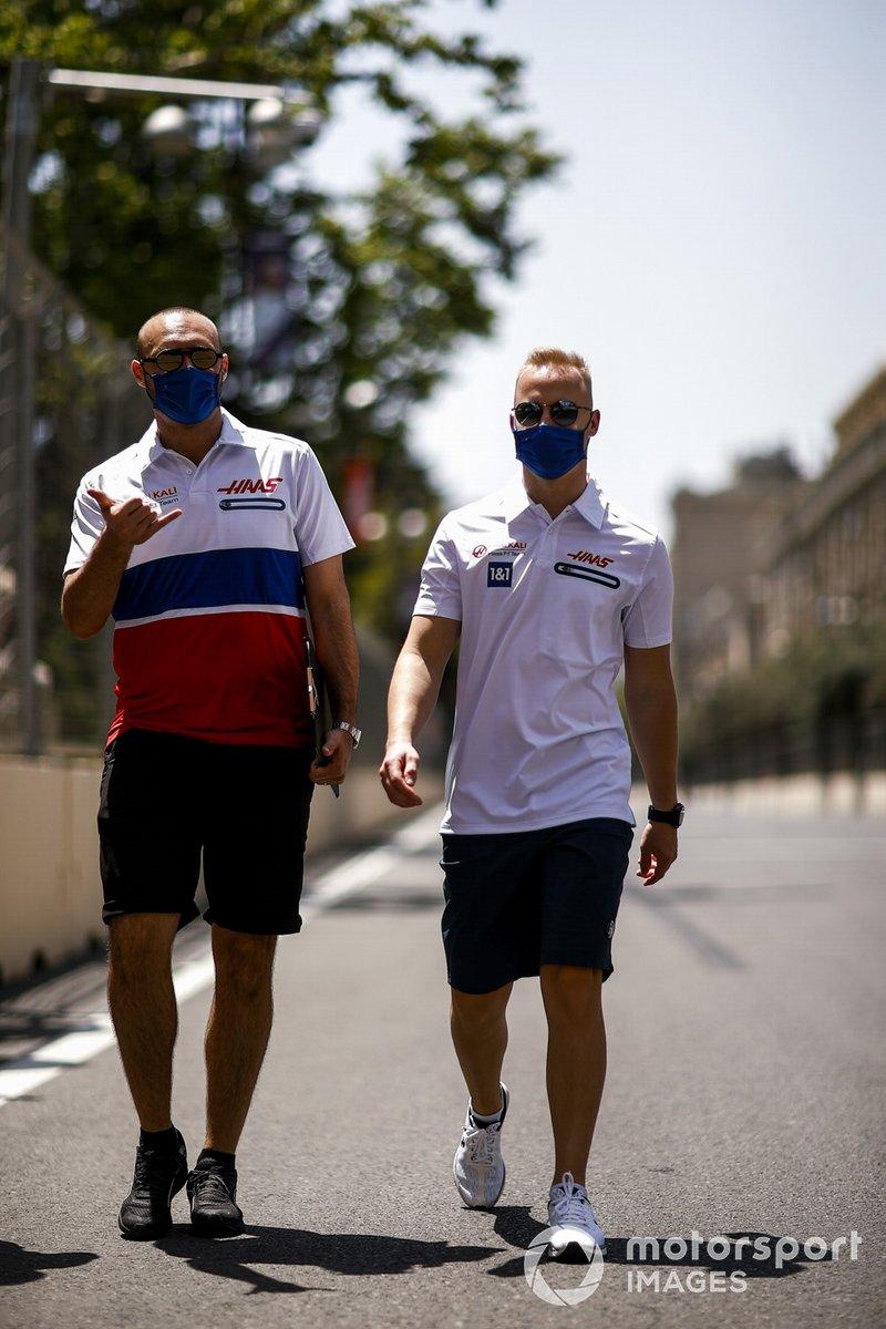 Nikita Mazepin, Haas F1