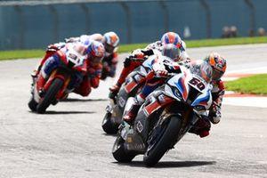 Michael van der Mark, BMW Motorrad WorldSBK Team, Tom Sykes, BMW Motorrad WorldSBK Team,