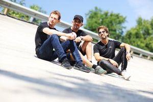 #38 JOTA Oreca 07 - Gibson: Roberto Gonzalez, Antonio Felix Da Costa, Anthony Davidson