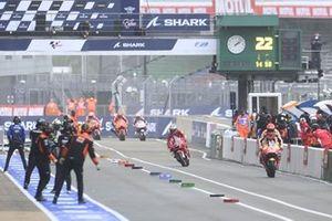 Marc Marquez, Repsol Honda Team, flag to flag