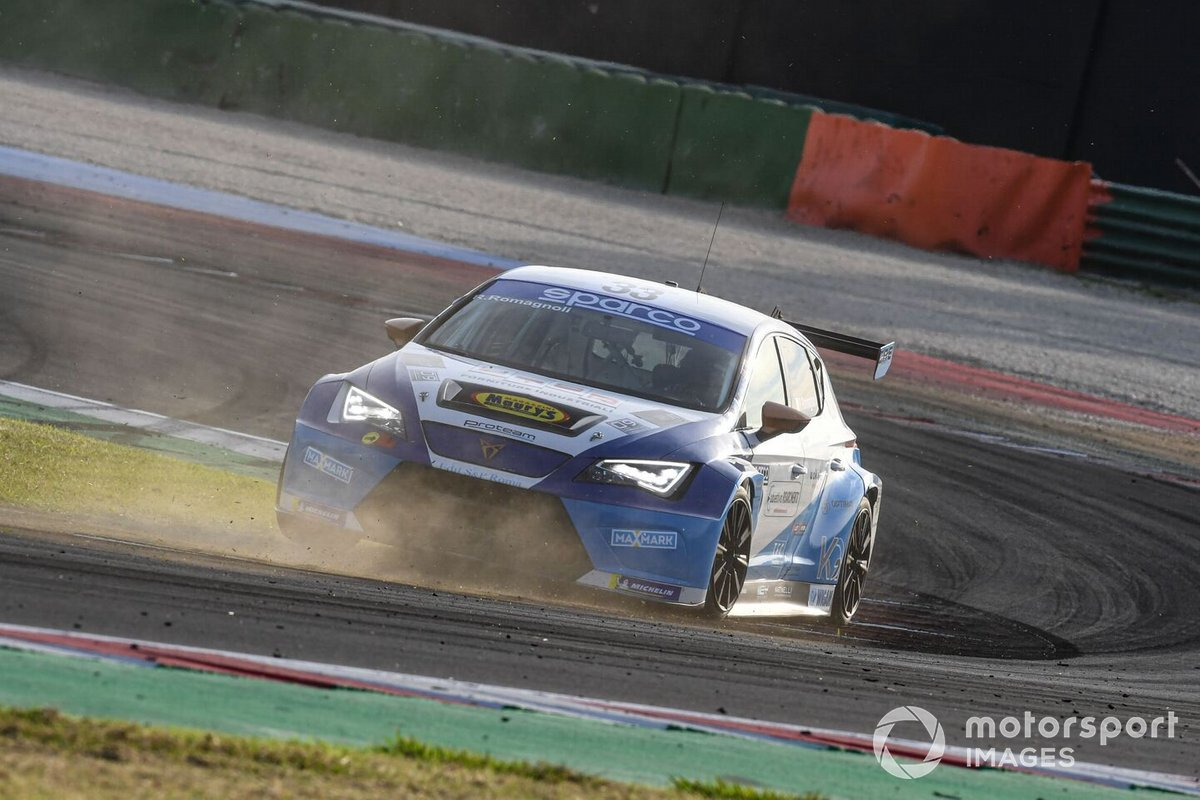 Riccardo Romagnoli, Proteam Racing, Cupra TCR