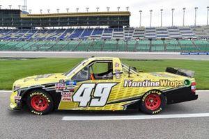 Ryan Reed, CMI Motorsports, Chevrolet Silverado CMI Motorsports