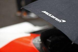 McLaren umbrella