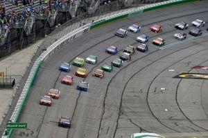 Chase Elliott, Hendrick Motorsports, Chevrolet Camaro Adrenaline Shoc\c
