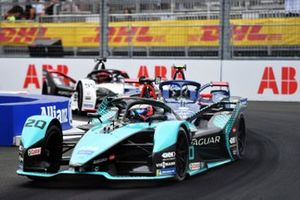 Mitch Evans, Jaguar Racing, Jaguar I-TYPE 5, Nick Cassidy, Envision Virgin Racing, Audi e-tron FE07