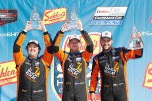#74 Riley Motorsports Ligier JS P320, LMP3: Gar Robinson, Felipe Fraga, Scott Andrews