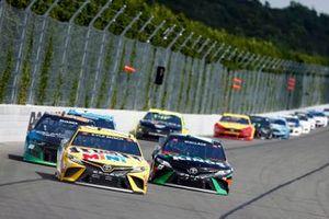 Kyle Busch, Joe Gibbs Racing, Toyota Camry M&M's Mini's