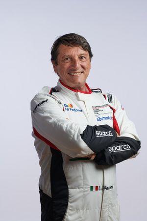 Luigi Peroni, Ebimotors