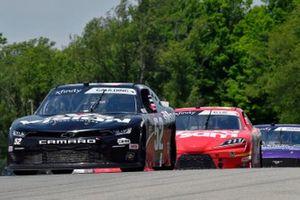 Gray Gaulding, Means Motorsports, Chevrolet Camaro SVS Vision