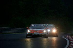 #311 FK Performance Porsche Cayman GT4: Jens Moetefindt, Nico Otto, Thorsten Wolter, Nick Wüstenhage
