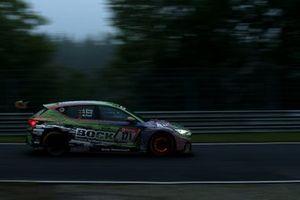 #171 Bonk Motorsport Cupra Leon Competition: Alexabder Prinz, Hermann Bock, Max Partl