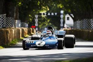 Sir Jackie Stewart, Tyrrell 003