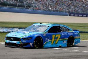 Chris Buescher, Roush Fenway Racing, Ford Mustang Fifth Third Bank
