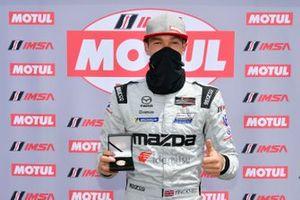 #55: Mazda Motorsports Mazda DPi, DPi: Harry Tincknell, Oliver Jarvis en pole position
