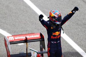 Le vainqueur Dennis Hauger, Prema Racing