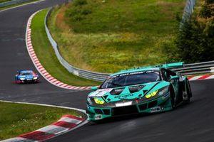 #7 Konrad Motorsport Lamborghini GT3 Evo: Axcil Jefferies, Michele Di Martino, Kuba Giermaziak