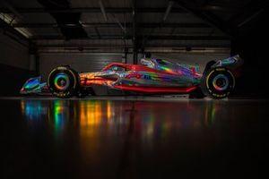 20021 F1 car