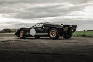 Everrati Superformance GT40 EV
