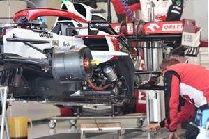Детали Alfa Romeo Racing C41