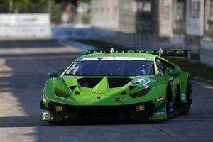 #19 GRT Grasser Racing Team Lamborghini Huracan GT3, Misha Goikhberg,