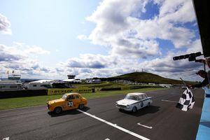 Knockhill BTCC Car Parade
