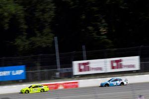 Ryan Blaney, Team Penske, Ford Fusion Menards/Knauf Insulation, Kevin Harvick, Stewart-Haas Racing, Ford Fusion Busch Light / Mobil 1
