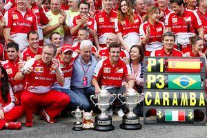 1. Fernando Alonso, Ferrari