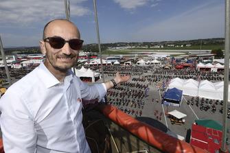 Claudio Domenicali, administrateur délégué de Ducati