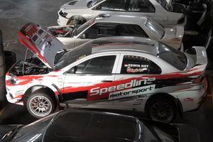 Mitsubishi Lancer Evo X, Edwin Nasution, RFT Motorsport