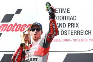 1. Jorge Lorenzo, Ducati Team