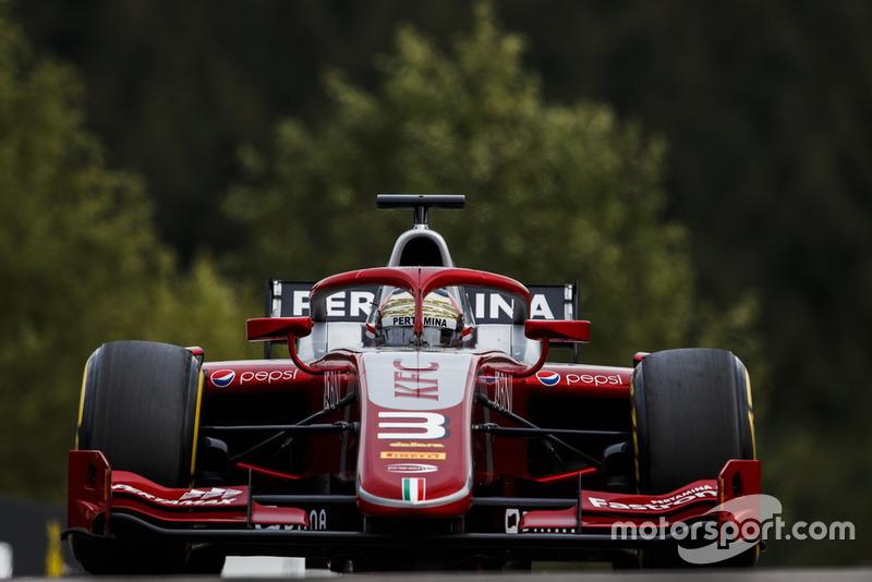 Sean Gelael, PREMA Racing.