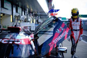 #3 Rebellion Racing Rebellion R-13: Thomas Laurent