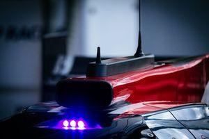 #17 SMP Racing BR Engineering BR1: Stephane Sarrazin, Egor Orudzhev, dettaglio