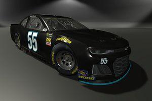 Reed Sorenson, Rick Ware Racing, Chevrolet Camaro
