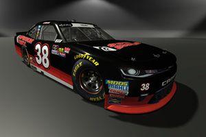 J.J. Yeley, RSS Racing, Chevrolet Camaro