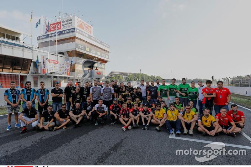 24h Sim Racing participantes2018