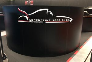 Presentatie Adrenaline Xperience
